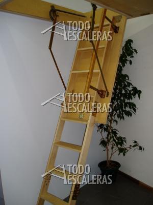 Escalera Para Altillo desde los 2m a 3mts. - Todo Escaleras